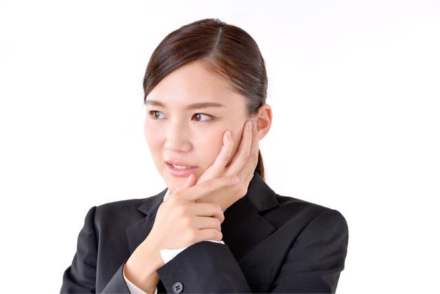 顎関節(歯の噛み合わせ)の問題