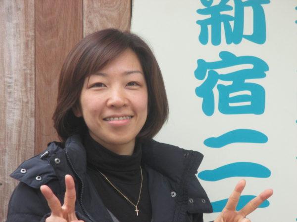 尾崎育美さん