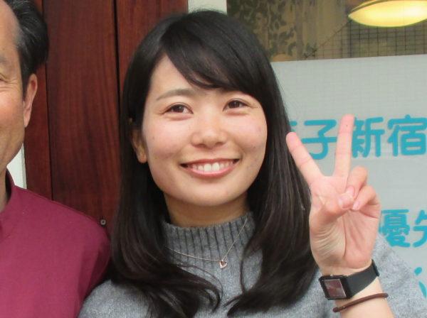 A・Yさん(20代/女性/ヨット470級プロ選手)