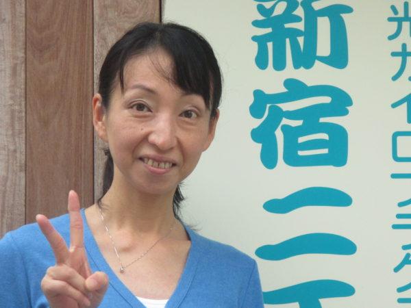 杉山 千里さん